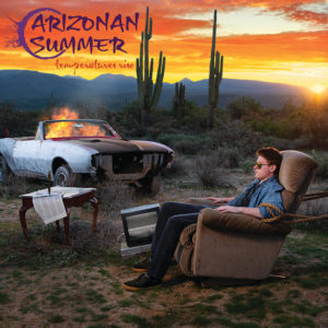 Arizonan Summer's Temperatures Rise Ablum cover